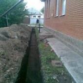 Earthwork, dismantling, etc