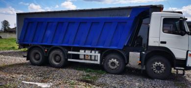 I will sell the VOLVO FMFH 84.16.0E5 dump truck of 2009