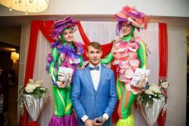 Leading singing master of ceremonies DJ Anniversary, Wedding, corporate