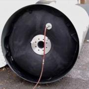 Pnevmaticheskie for repair of pipelines