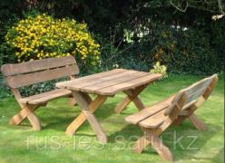 Reliable bio protection of wood