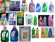 Shop European household chemicals