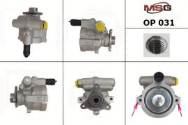 Spare parts for suspension in commercial vehicles
