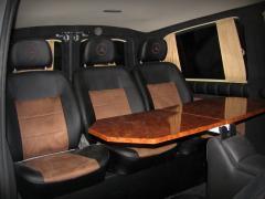Столик в мікроавтобус стіл трансформер в авто бічний стіл в бус