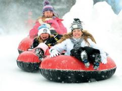 Tubing - Inflatable sled